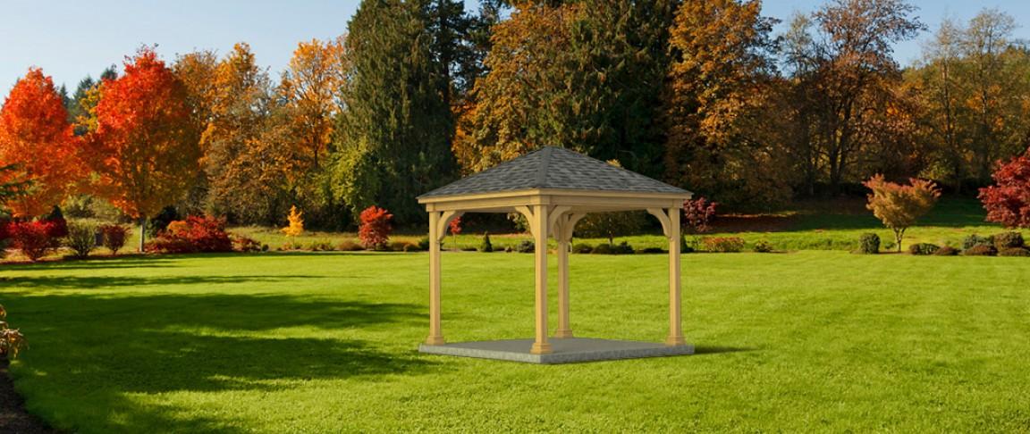 Design Pavilion | Custom Pavilions | Horizon Structures